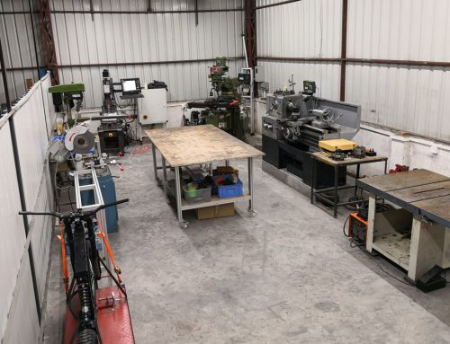 Machining Workspace