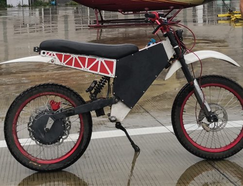Qulbix Inspired Extreme E-Bike